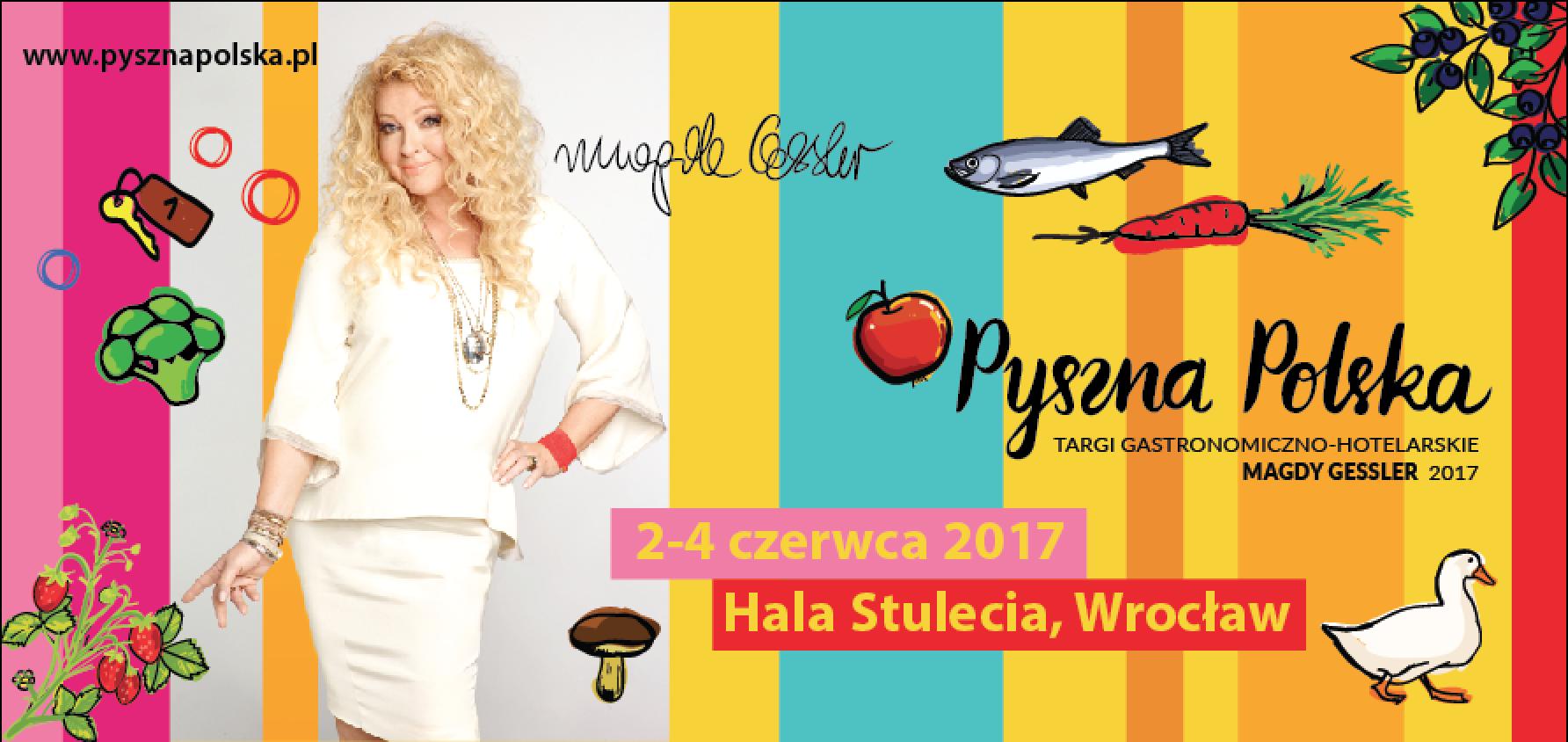 Targi Pyszna Polska 2-4 czerwca 2017
